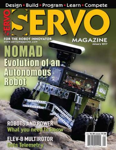 January 2017 Servo Cover